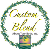 Custom Blended Nutritional Supplements